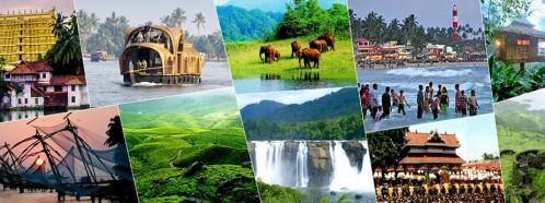 Popular Destinations in Kerala