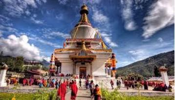 Phuentsholing / Thimphu  / Wangdue / Punakha / Paro  05 NIGHTS 06 DAYS
