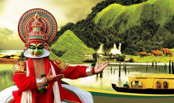 KERALA HOUSEBOATS ALLEPPEY/ KUMARAKOM /KOVALAM/ PACKAGE   4 DAYS/ 3 NIGHTS