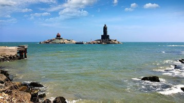KOVALAM / KANYAKUMARI 4 DAYS/ 3 NIGHTS.