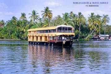 COCHIN/ MUNNAR/ KUMARAKAM/ ALLEPPEY (5 DAYS/ 4 NIGHTS)