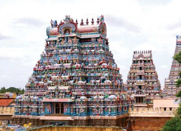 Rameshwaram & Chidambaram 05 Nights 06 Days