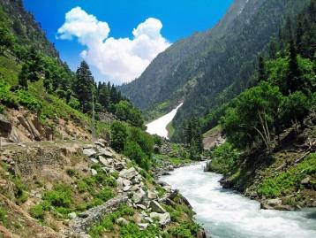 Charm  Kashmir