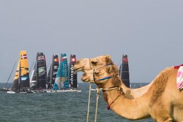 DUBAI ABU DHABI FERRARI PARK