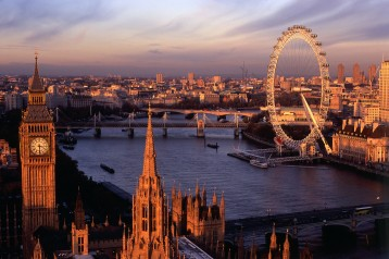 Cosmopolitan London – 3 nights / 4 days