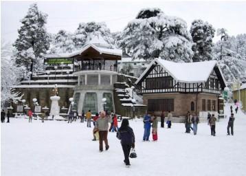 Himachal : Manali (3) – Shimla (2)