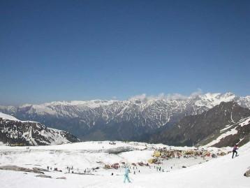 Himachal : Shimla (2) - Manali (3) - Chandigarh (1)