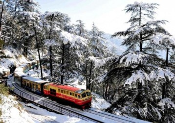 Himachal : Shimla (2) - Manali (3) - Chandigarh (1) - Delhi (1)