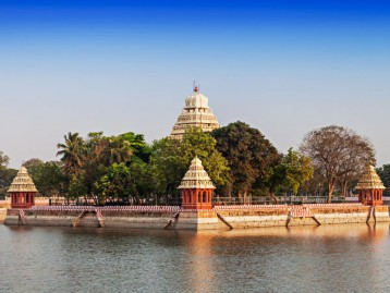 12 DAYS SOUTH INDIA TOUR (TRICHY TO TRICHY)