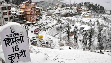 2 Shimla - 3 Manali - 1 Chandigarh