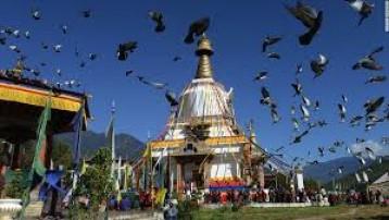 Phuentsholing  / Thimphu / Paro  04 nights / 05 Dys