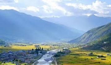 Thimphu / Wangdue / Punakha   / Paro  05 NIGHTS 06 DAYS
